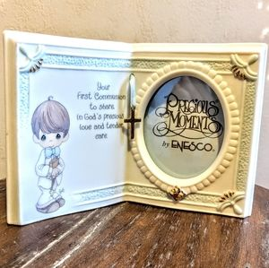 Precious moments 1999 vintage picture frame